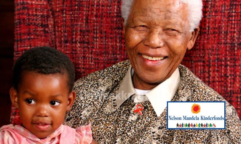 TVC Nelson Mandela children fund