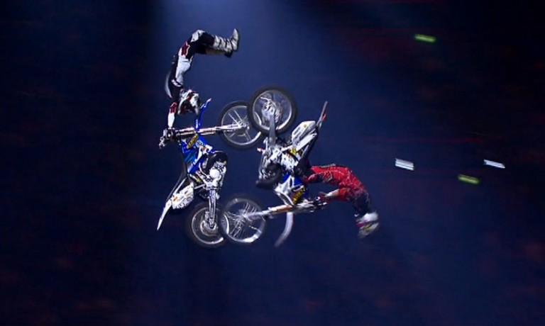 EXFMX Live in Gelredome